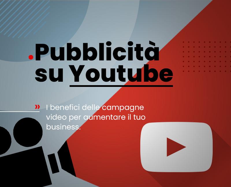 pubblicita su youtube